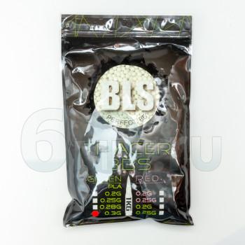 Шары BLS 0,30 трассер зеленый (3300 шт)
