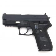 Страйкбольный пистолет (WE) P229 Rail металл (F229) Black (GGB-0366TMA)