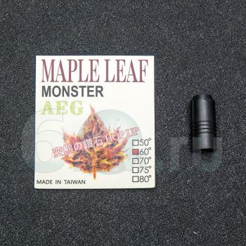 Резинка хоп-ап (Maple Leaf) Daimond Hop up Rubber 60° for AEG (ML-H0760)