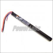 Аккумулятор PowerLabs 7.4V 1200mAh AK-type (Li-PoRT) Т-разъем
