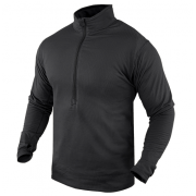Пулловер Condor Base II zip (Black) XXL