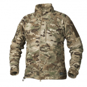 Куртка (Helikon-Tex) Alpha Tactical Jacket-Grid Fleece (Camogrom) M