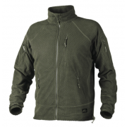 Куртка (Helikon-Tex) Alpha Tactical Jacket-Grid Fleece (Olive-Green) XL