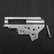 Гирбокс (BullGear) алюмин. CNC Ver.2 8mm (с быстросъемн. пружиной)