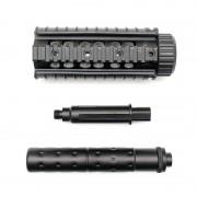 Внешний ствол (D-Boys) M4 SD (M-13)