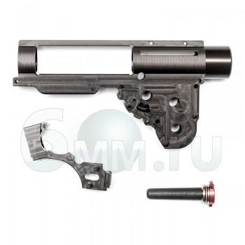 Гирбокс (RetroArms) 8мм алюмин. CNC ver.2,2 VFC HK 417 (с быстросъемн. пружиной) 6686