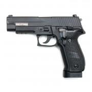 Страйкбольный пистолет (KJW) SIG-226 KP-01 CO2 (GC-0307TM)
