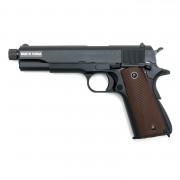 Страйкбольный пистолет (KJW) Colt 1911 металл (GGB-0305TM-TBC)