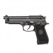 Страйкбольный пистолет (WE) M92S CO2 Black (GC-0340)