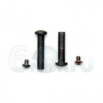 Пины для М4/M16 стальные (B&C) на винтах