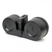 Магазин электрический (CYMA) AK 2500ш бубен двойной металл voice HY-406