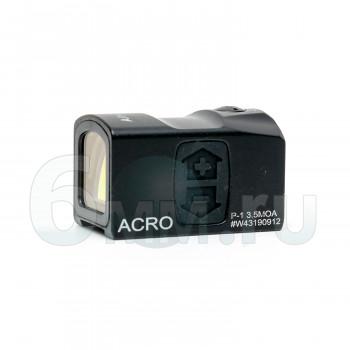 Прицел коллиматорный (ASS) ACRO P1 Red Dot (Black)