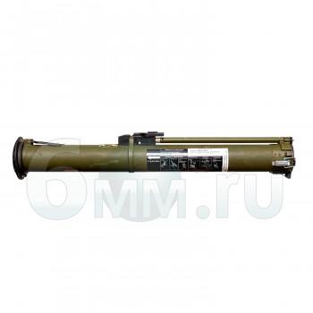 Страйкбольный гранатомет РПГ-26 «Аглень» для выстрела ЗЕВС МОЛНИЯ