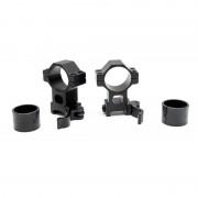 Кольца для прицела 60mm x 25/30mm быстросъемные
