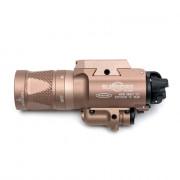 Фонарь (Sotac) SuperFire X400V + ЛЦУ (DE)