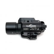 Фонарь (Sotac) SuperFire X400V + ЛЦУ (Black)