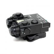 Лазер+Фонарь (Sotac) DBAL-A2 IR Ver.2020 (Black)