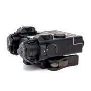 Лазер+Фонарь (Sotac) DBAL-A2 (Black)
