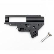 Гирбокс (BullGear) алюмин. CNC Ver.2 GEN.2 8mm (с быстросъемн. пружиной)