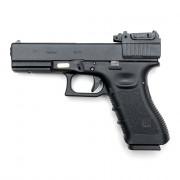 Лазер для пистолета на целик Glock 17/19