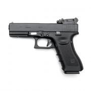 Лазер для пистолета на целик Glock 18c/17/19/23c