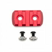 Планка на цевье EMR 40mm 3-Slots (M-lok) Red