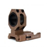 Кольца для прицела 25x30mm быстросъемные QD Mount TAN