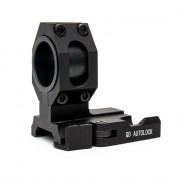 Кольцо для прицела 25x30mm быстросъемные QD Mount Black