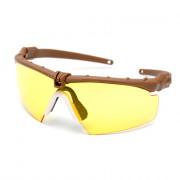 Очки защитные (ASS) Желтые/TAN Ver.2