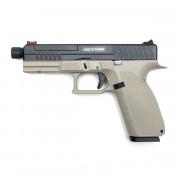 Страйкбольный пистолет (KJW) CZ KP-13 CO2 Grey (GC-0507-TBC)