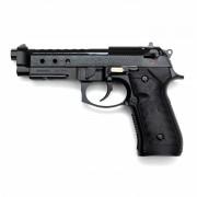 Страйкбольный пистолет (WE) M92 NEW HONEY HEX CUT Black (GGB-0511TM)