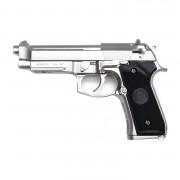 Страйкбольный пистолет (WE) M9A1 NEW Silver (GGB-0378TS)