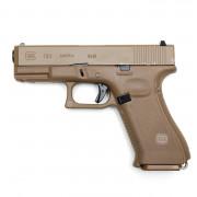 Страйкбольный пистолет (East Crane) Glock-19X TAN EC-1302-DE