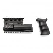 Цевье (Cyma) 47 RIS + рукоятка пистолетная C49