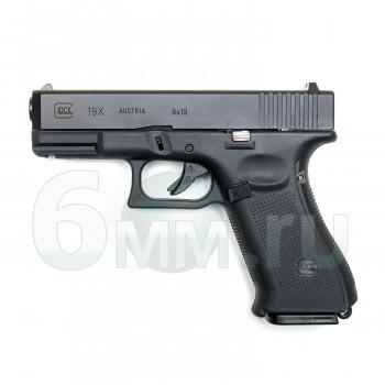 Страйкбольный пистолет (East Crane) Glock-19X Black EC-1302
