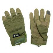 Перчатки (GONTEX) Tactical Gloves (L) Olive 0056