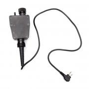 Кнопка PTT - TEA для рации (Motorola 2 Pin)