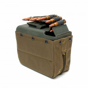 Магазин электрический (ARES) Stoner LMG 1100ш. Olive (ver.2020) (MAG-045)