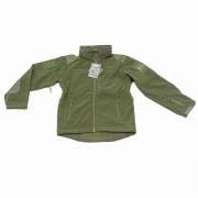 Костюм (Tactical GONGTEX) SoftShell Defender Olive L