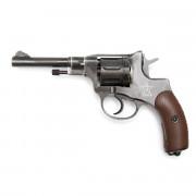 Страйкбольный пистолет (Gletcher) Nagan NGT F CO2 металл