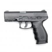 Страйкбольный пистолет (KWC) TAURUS PT24/7 Fixed-plastic slide CO2