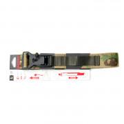 Ремень брючный (ДОЛГ) Флекс до 110 см (МОХ) L
