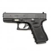 Страйкбольный пистолет (WE) GLOCK 19 Gen.3 Black (GGB-0359TMA)