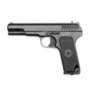 Страйкбольный пистолет (SRC) TT-33 CO2 в кейсе (Black)