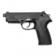 Страйкбольный пистолет (WE) Bulldog PX4 Storm Long металл (GGB-0352TM)