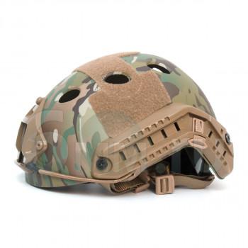 Шлем (ASS) Tactical Base Jump (Multicam)