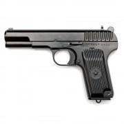 Страйкбольный пистолет (WE) TT-33 (Black) (GGB-0374TM)