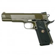 Страйкбольный пистолет (WE) COLT M.E.U. металл Olive (GGB-0342TM-OD)