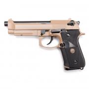 Страйкбольный пистолет (WE) M9A1 MEU TAN