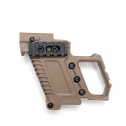Рукоятка pistol kit WE glock 17/18/19 (TAN)